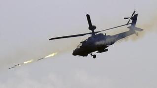 Kapal Selam dan Heli Apache Pesanan TNI Tiba Pertengahan Mei