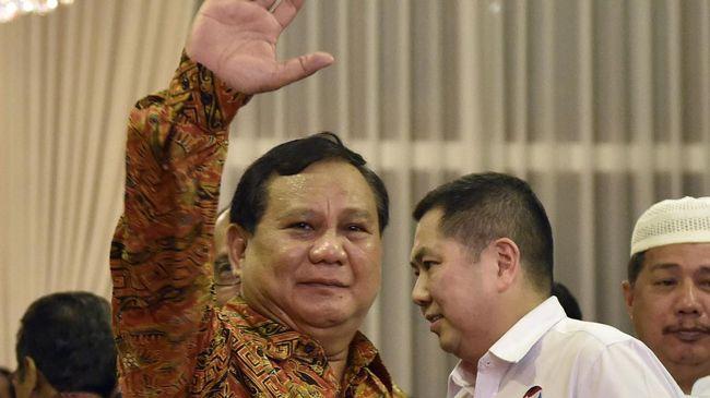 Prabowo Terusik Pembagian Sembako Saat Masa Tenang Pilkada