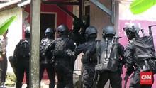 Polisi Tetapkan Delapan Terduga Teroris Sumsel Tersangka