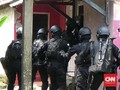 Terduga Teroris Cianjur Bikin 'Bom Panah'