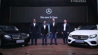 Mercedes-Benz E-Class Hadirkan Sedan Eksekutif Terbaru