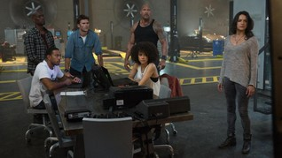 'Fast & Furious 8' Penutup Syuting Film Hollywood di Kuba