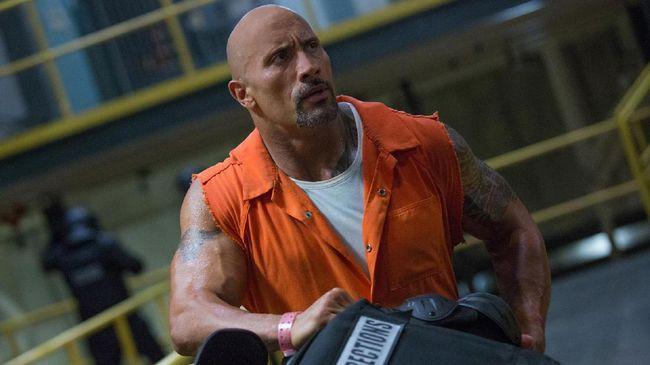 Dwayne Johnson Beri 'Kode' Kembali ke 'Fast and Furious'