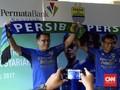 Alasan Persib Rekrut Roberto Carlos Sebagai Pelatih Baru