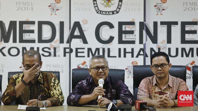 KPU, DPR dan Pemerintah Sepakat Kader Parpol Jadi Calon DPD