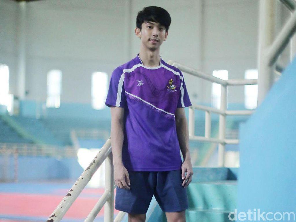 SEA Games 2017 yang akan dilaksanakan di Kuala Lumpur itu digelar 19-31 Agustus ini. Para atlet nasional taekwondo berlatih keras di Pusat Pemberdayaan Pemuda dan Olahraga Nasional (PP PON) Kemenpora di Cibubur Jakarta Timur.