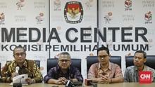KPU: Delapan Calon Independen Gugur di Pilkada Serentak 2018