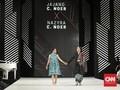 Jajang & Nazyra C Noer, Ibu-Anak 'The Iconic Women' 2017