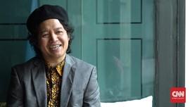 Andrea Hirata Bahasakan Matematika di Novel Guru Aini