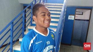 Dibanjiri Tawaran, Bintang Muda Persib Ingin Bertahan