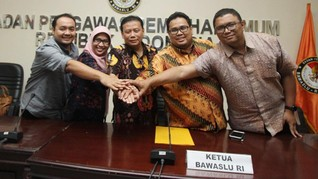 Bawaslu Perintahkan Pungut Suara Ulang via Pos di Malaysia