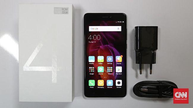 Sedikit Kekurangan Xiaomi Redmi Note 4