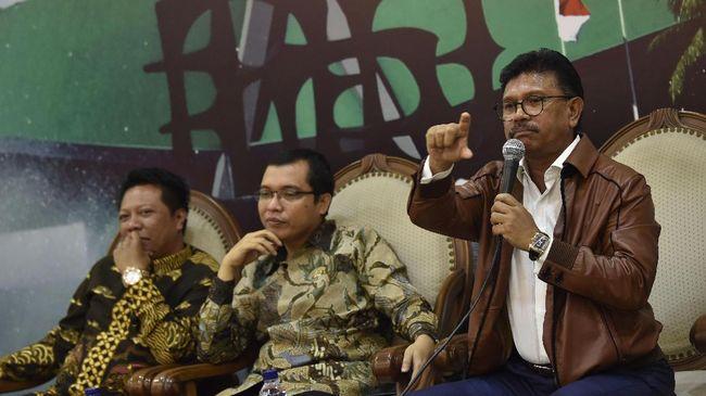 NasDem Minta DPR Tunda Pengesahan Revisi UU MD3