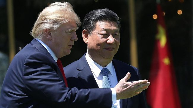 China Sebut Perang dengan AS dapat Berakhir Bencana