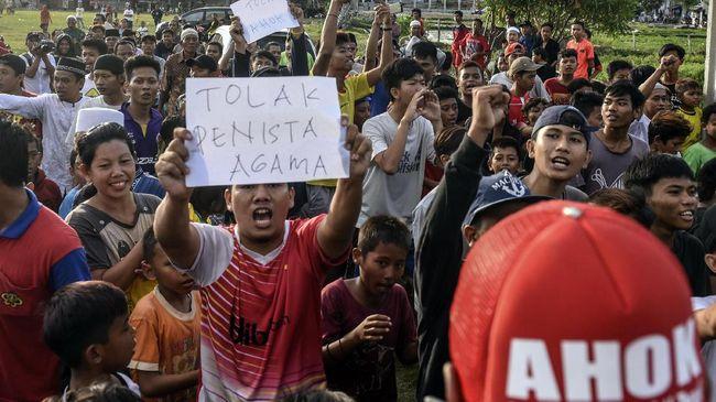 ICJR Samakan Kasus Meiliana di Medan dengan Kasus Ahok