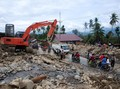 Jalur Nasional Pidie-Meulaboh Putus Diterjang Banjir Bandang
