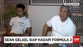 Sean Gelael Siap Hadapi Formula 2