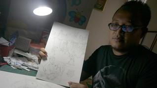 Marvel Tak Kapok Rekrut Komikus Indonesia usai Kasus '212'