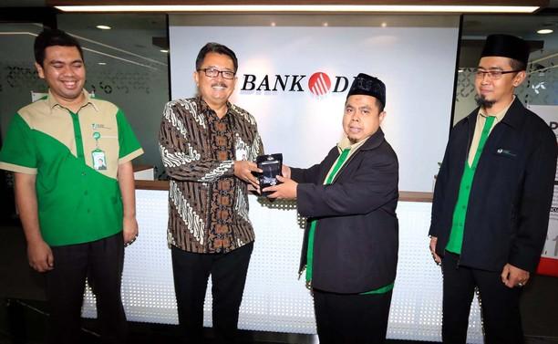 Kerjasama Bank DKI dan BPRS HIK Parahyangan