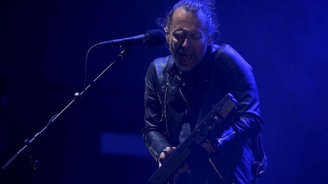 Konser Radiohead 'Satukan' Israel dan Palestina