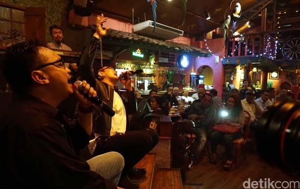 Kolaborasi Isa Raja di Konser Nyanyian Jiwa
