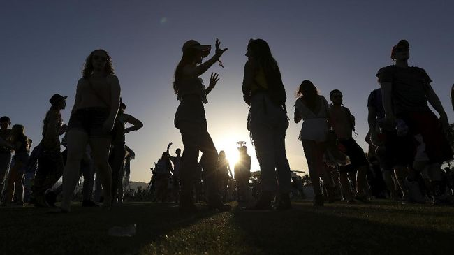 Cerita Overdosis di Balik Gempita Festival Musik
