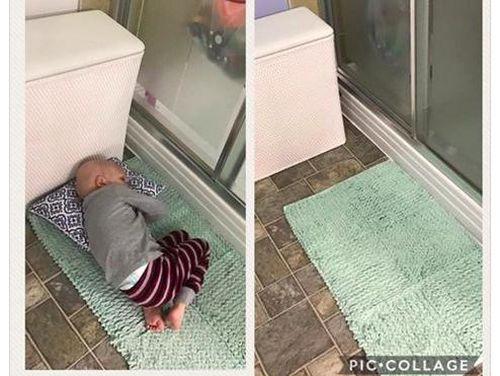 Kisah Sedih di Balik Foto Viral Anak dengan Kanker Tidur di Lantai