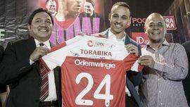 Debut Manis Peter Odemwingie Bersama Madura United