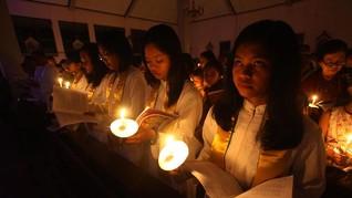 Corona, Kemenag Imbau Umat Nasrani Ibadah Paskah di Rumah