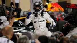 Valtteri Bottas Raih Pole F1 GP Abu Dhabi