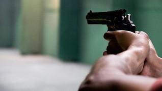 Polisi Tembak Pimpinan Komplotan Perampok Nasabah Bank