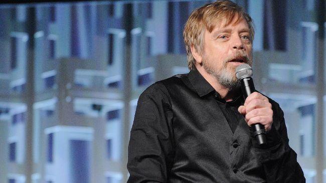 Salam Perpisahan Mark Hamill kepada Luke Skywalker