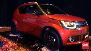 Suzuki Luncurkan Ignis Adventure dan Vitara Kuro