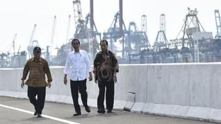 Jokowi Bisikkan Menhub untuk Bangun Bandara di Halmahera