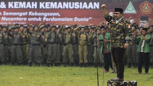 GP Ansor Akan Hadapi Kelompok Pemecah Belah Bangsa Indonesia