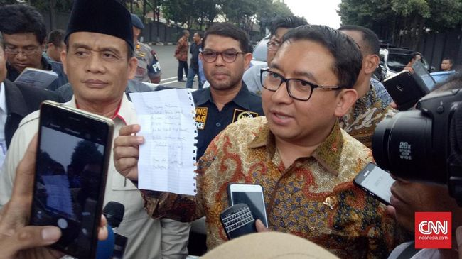Surat Panggilan Miryam Dikirim, Fadli Minta KPK Hargai Pansus