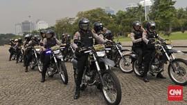 PSBB DKI, Polri dan TNI Bakal Patroli Hingga ke Kelurahan