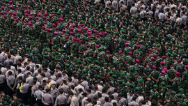 Panglima TNI Tempatkan Prajurit di Densus 88