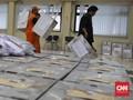 KPU Tetapkan Jumlah Pemilih Jabar 31,7 Juta Orang