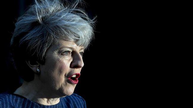 Menerka Nasib Theresa May di Tengah Krisis Politik Brexit