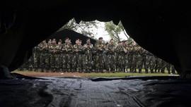 Ratusan Polisi Kawal 'Kirab Satu Negeri' Banser di Riau