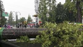 Angin Kencang di Batu Jawa Timur, 515 Rumah Rusak