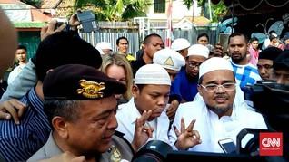 Jokowi Tegaskan Tak Campuri Urusan SP3 Kasus Rizieq Shihab