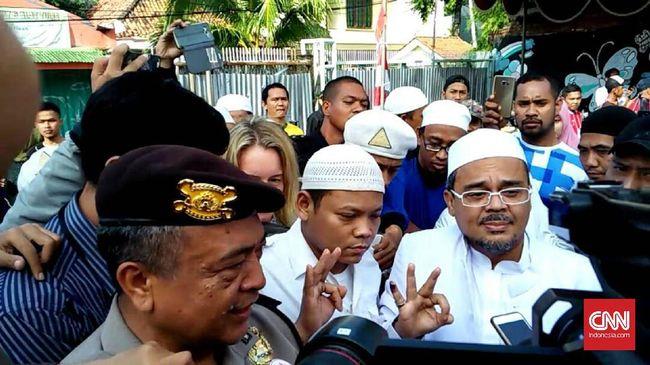 Prabowo atau Jokowi, Rizieq Klaim Akan Ada Ijtima Ulama II