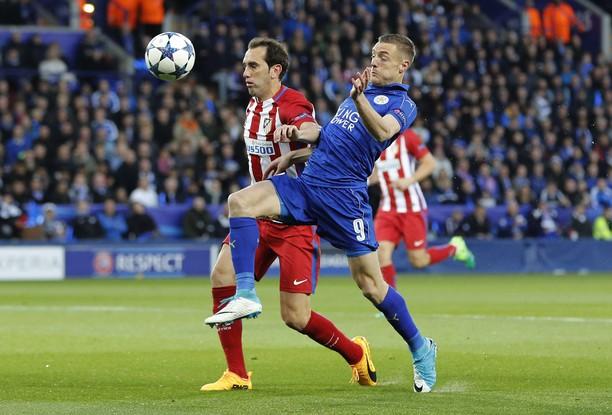 Atletico Singkirkan Leicester dari Liga Champions