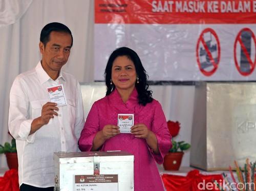 Intip Gaya Busana Santai Para Pesohor Negara di Pilkada DKI Putaran 2