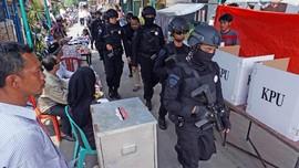 Polisi Kerahkan 15 Ribu Personel Gabungan untuk Pilkada Sumut