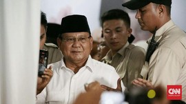 Prabowo Ungkap Maksud Ucapan Indonesia Bubar 2030