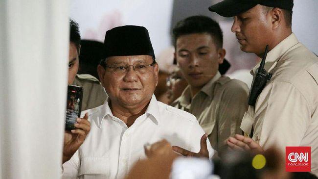 Peluang Prabowo <i>King Maker</i> dan Serahkan Tiket ke Gatot