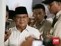 Gerindra Deklarasi Prabowo Jadi Capres di Rakornas